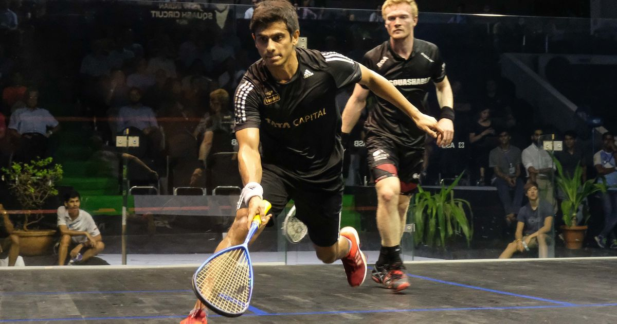 Buoyed by recent form, squash ace Saurav Ghosal targets Commonwealth and Asian Games glory