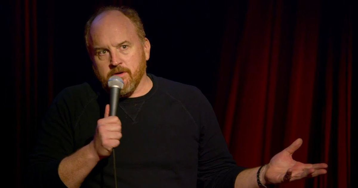 Louis CK accused of sexual misconduct, premiere of his film 'I Love You, Daddy' cancelled
