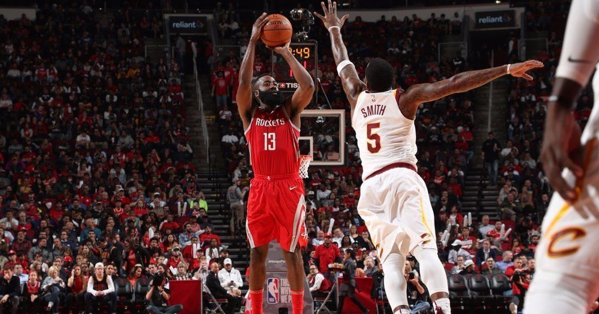 Harden nets triple-double for Rockets, Nuggets stun Thunder, Wizards halt losing streak