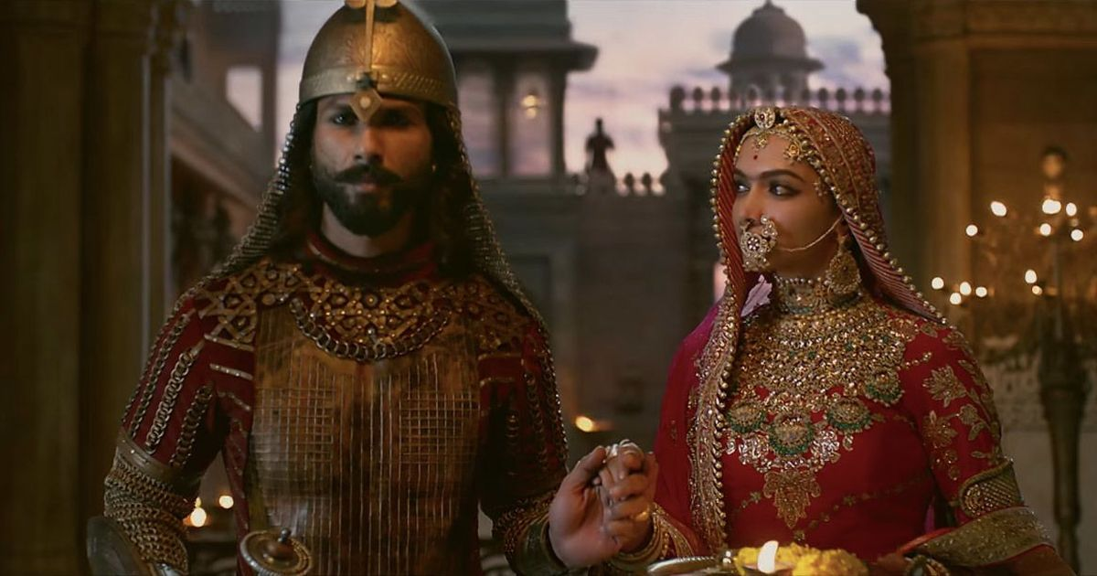 Watch: 'Padmavati' song 'Ek Dil Ek Jaan' is a tribute to Padmini's love for her husband