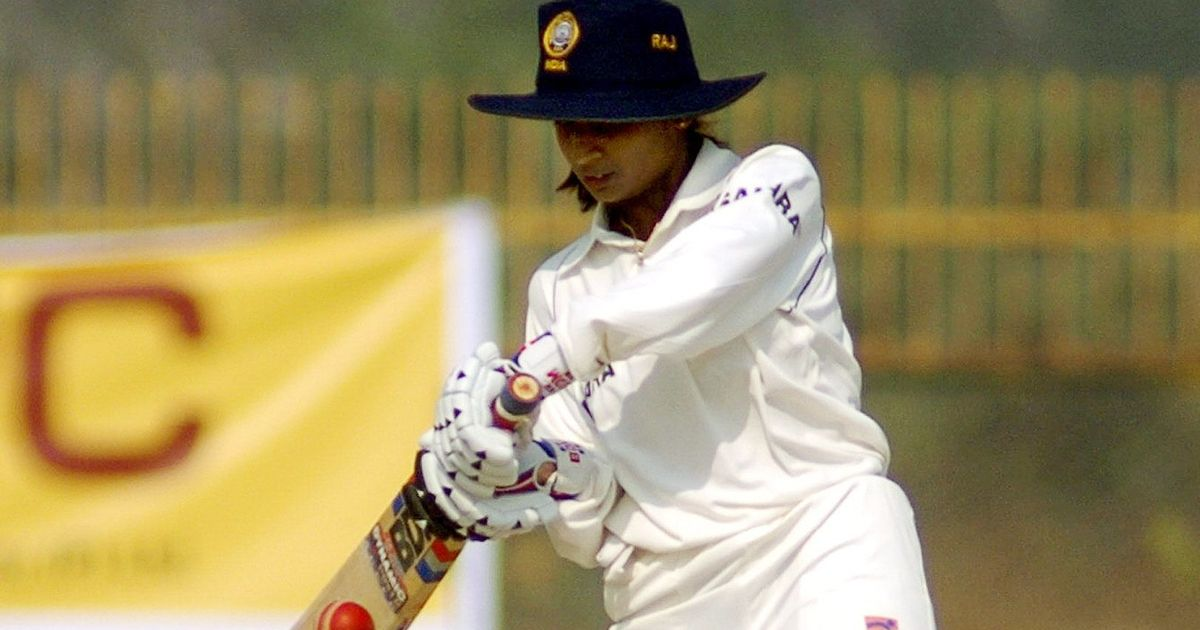Video: When Mithali Raj slammed a then-record double century in a Test match in England