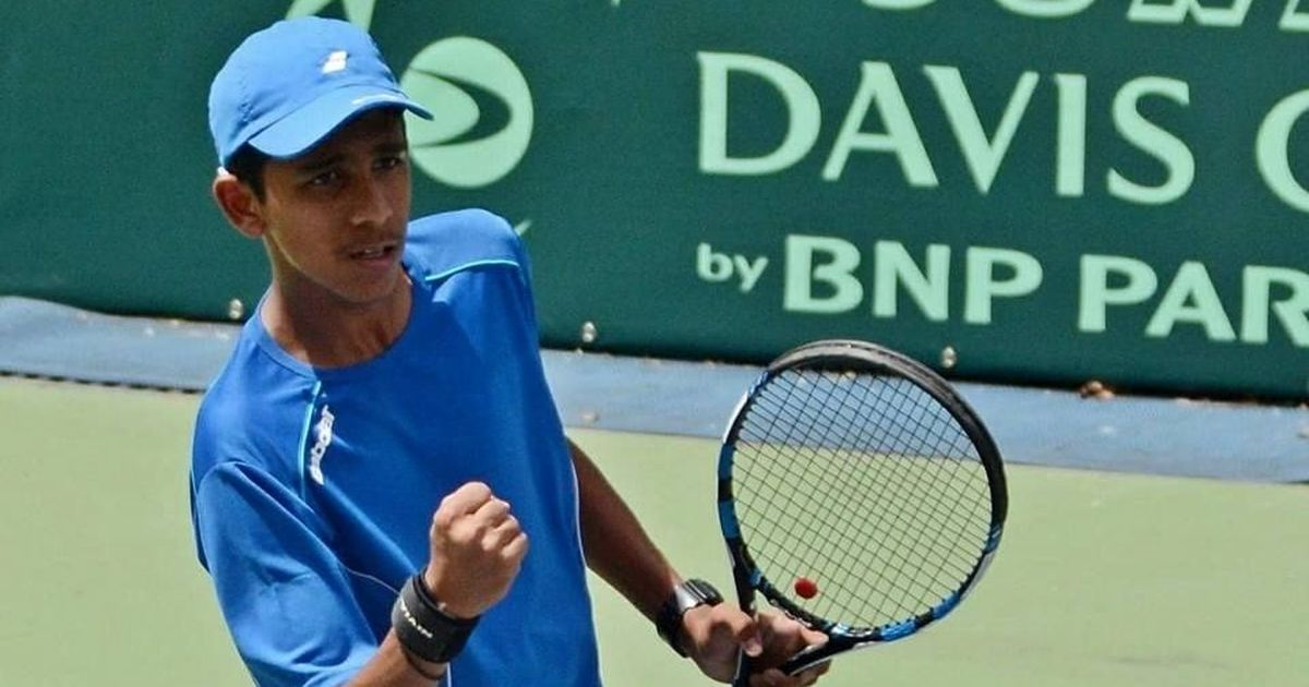 Siddhant Banthia beats compatriot Dev Javia to reach Asian B1 Junior tennis championship semis