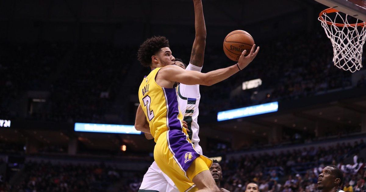 NBA: LA Lakers' Lonzo Ball surpasses LeBron James to become youngest to bag triple-double