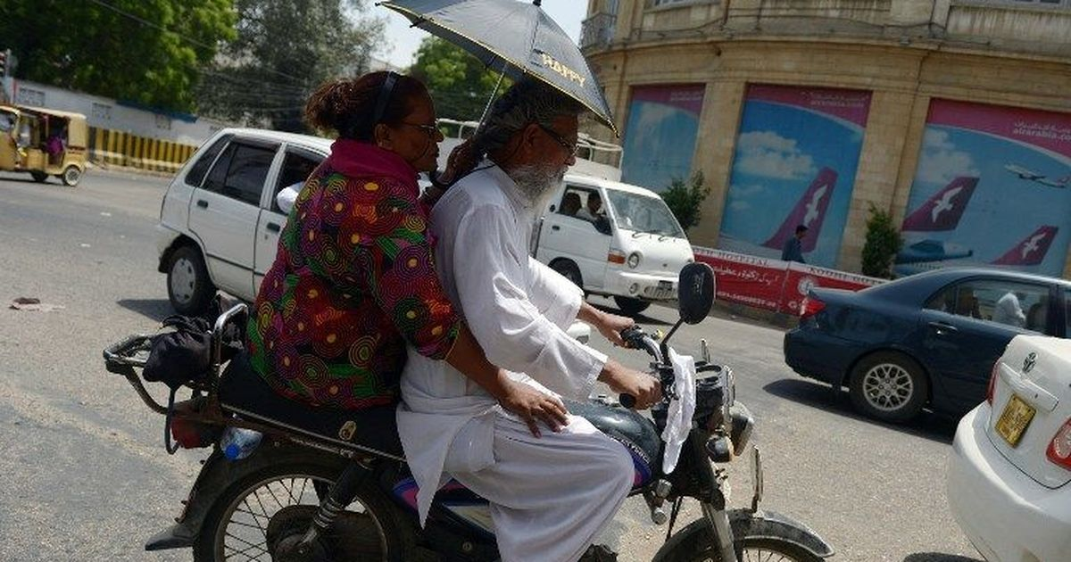 How a timely alert helped Karachi cool a deadly heatwave threat