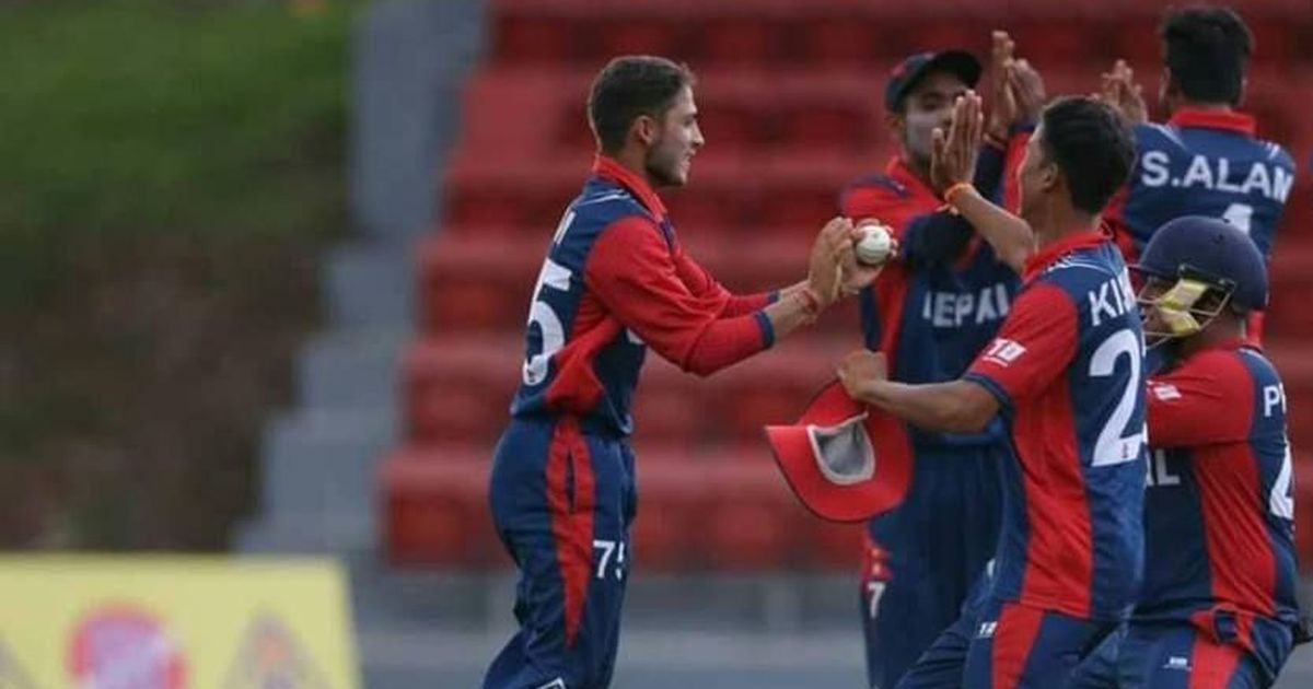 Under-19 Asia Cup: Nepal stun India by 19 runs