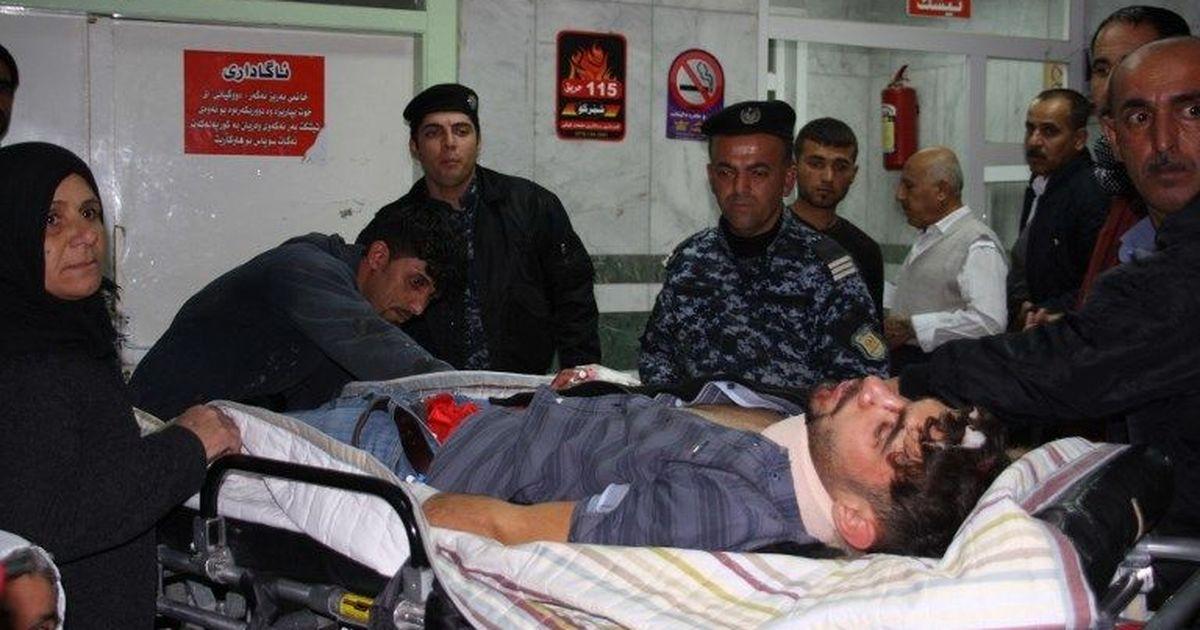 ईरान-इराक़ में बड़ा भूकंप, चार सौ से ज़्यादा लोगों की मौत