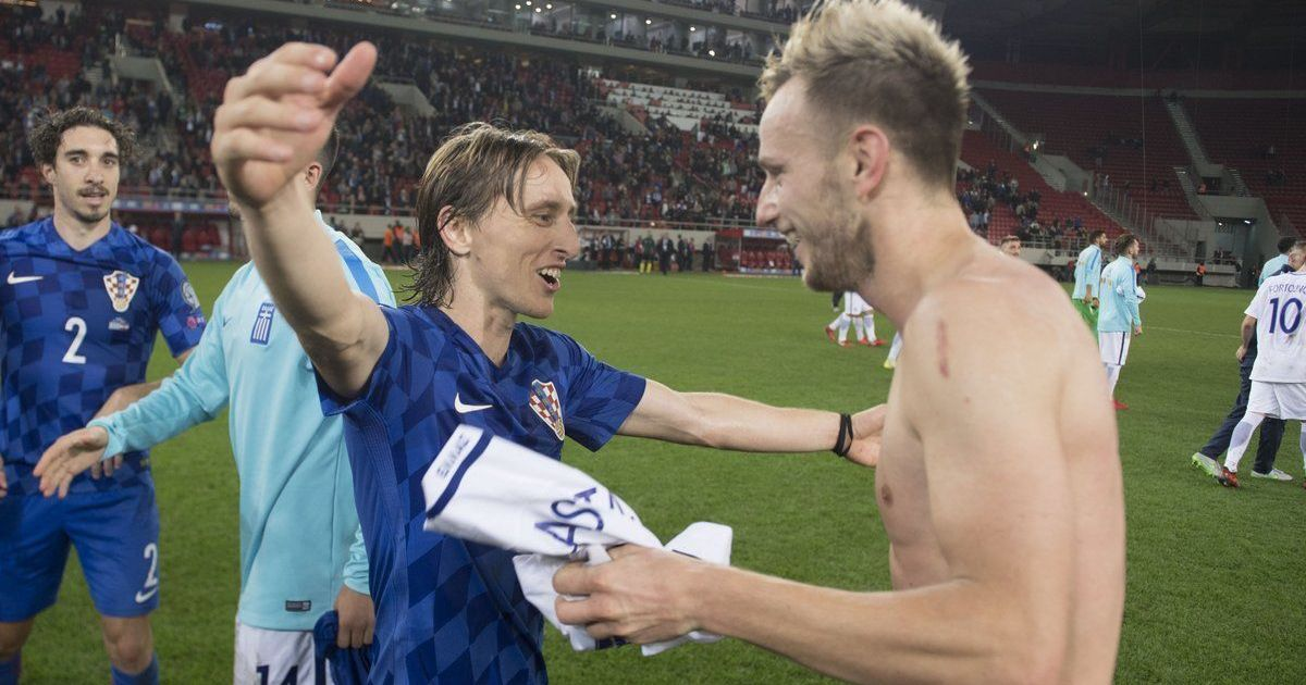 Croatia qualify for 2018 World Cup after holding Greece to 0-0 draw