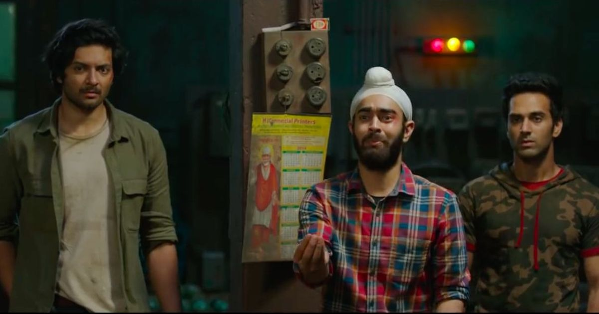 Watch: The boys are back to make more money and more trouble in the trailer of 'Fukrey Returns'