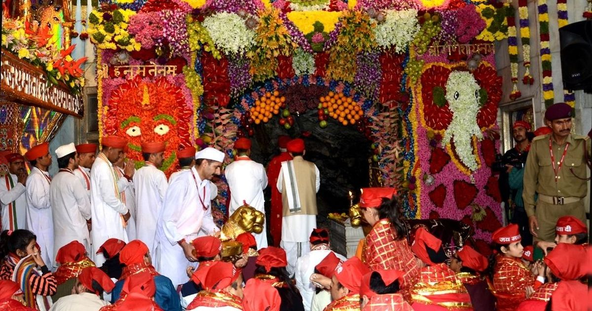Only 50000 devotees allowed at Vaishno Devi shrine per day: NGT