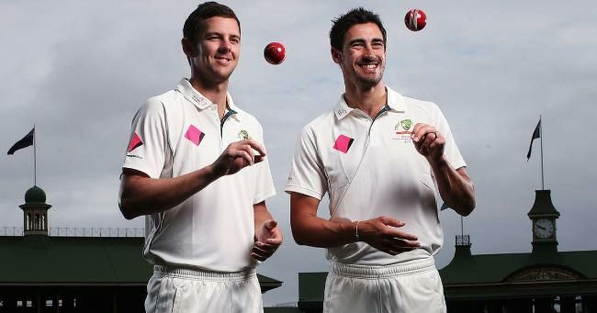 'He's a bloody genius with line and length': Starc tips Hazlewood for Ashes success