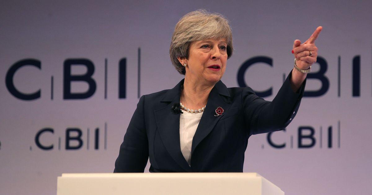 क्या ब्रिटिश प्रधानमंत्री थेरेसा मे की कुर्सी खतरे में है?