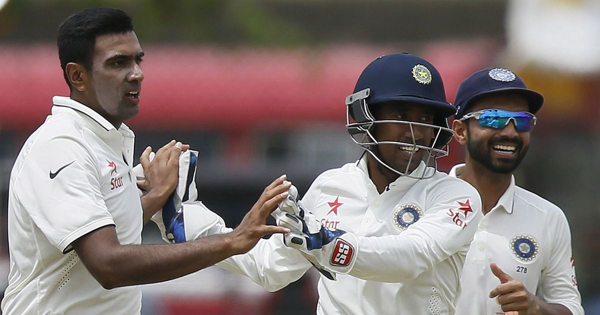 'Ashwin has more variations than Jadeja, Kuldeep': Saha feels off-spinner is most difficult to face
