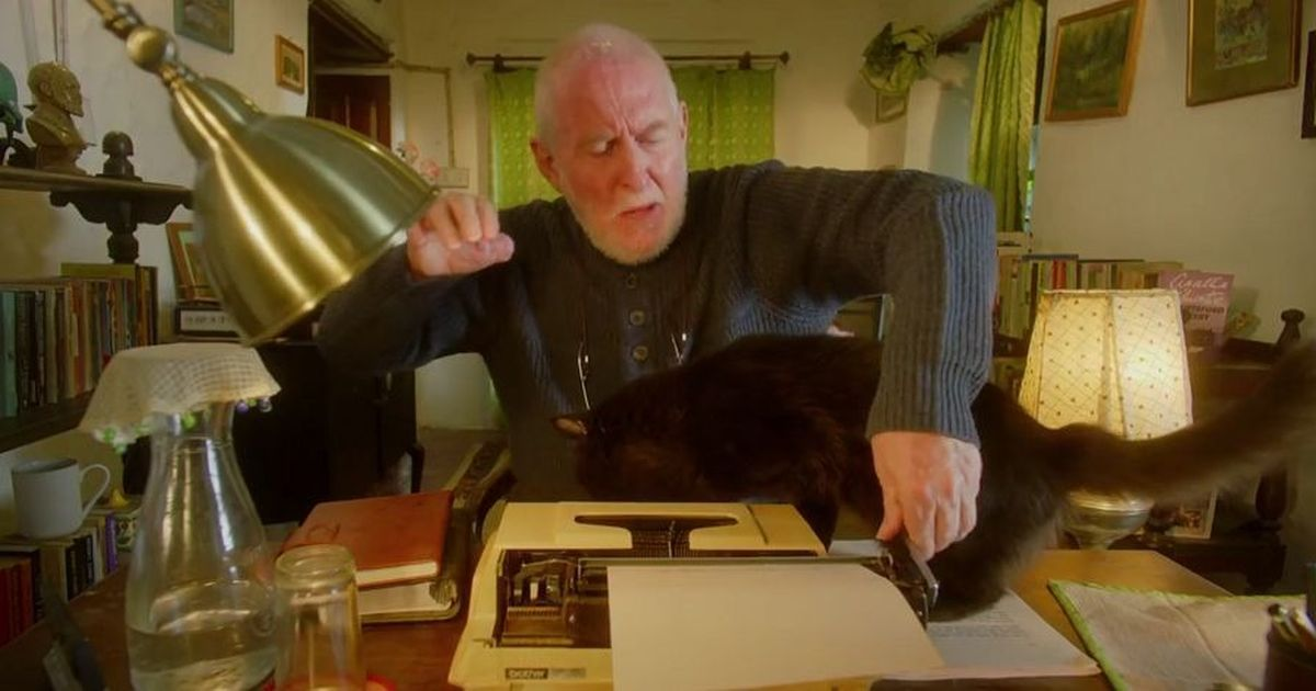 Watch: In short film 'The Black Cat', Tom Alter shares the screen with a feline beauty