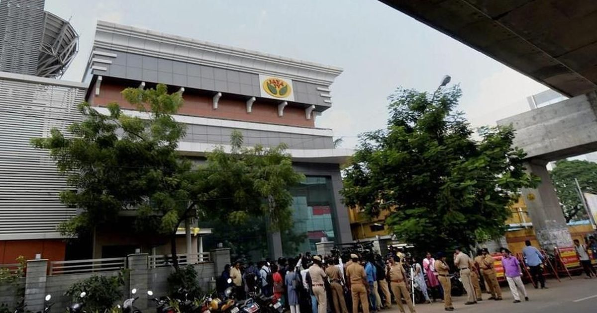 Jaya TV chief says I-T officials were doing their duty when they searched his home, offices