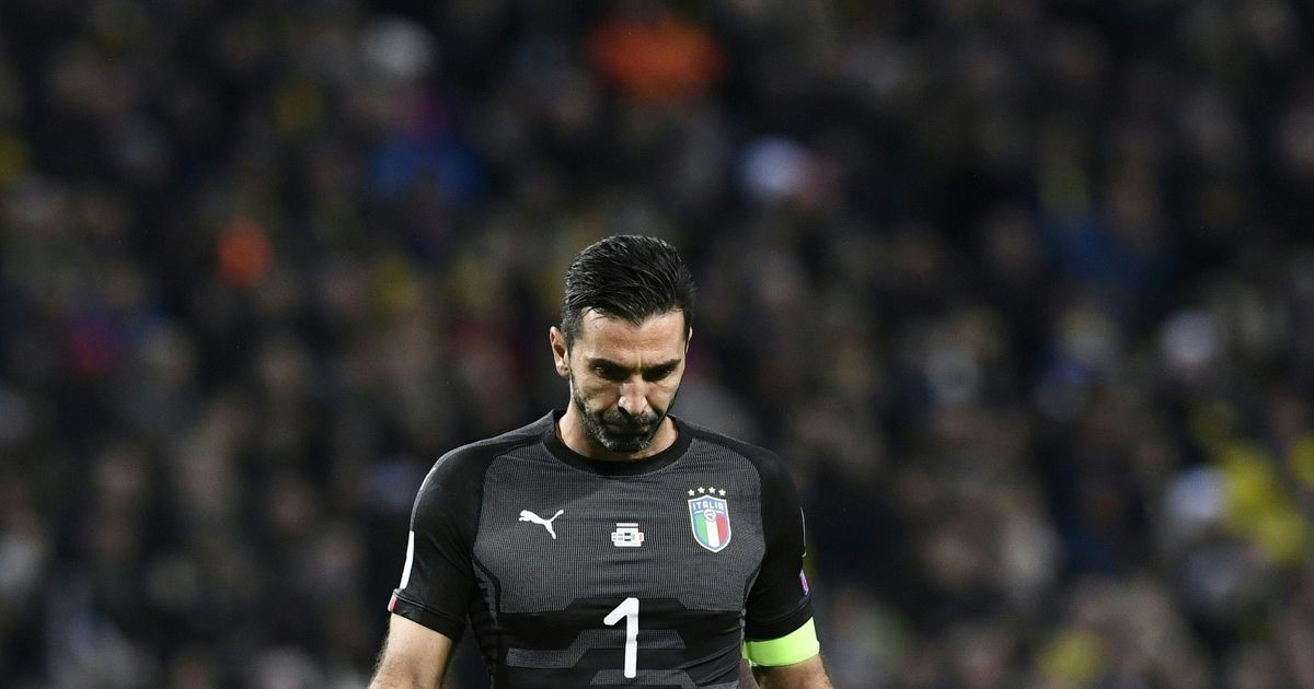 Buffon charged by UEFA