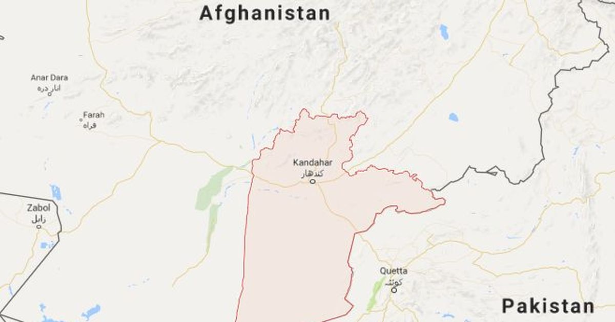 More Than 20 Afghan Police Reported Killed In Taliban Attacks