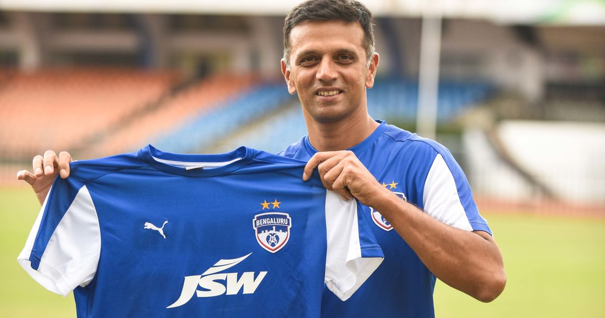 'The connect is instant, I am a Bengaluru boy': Rahul Dravid is now BFC's ambassador