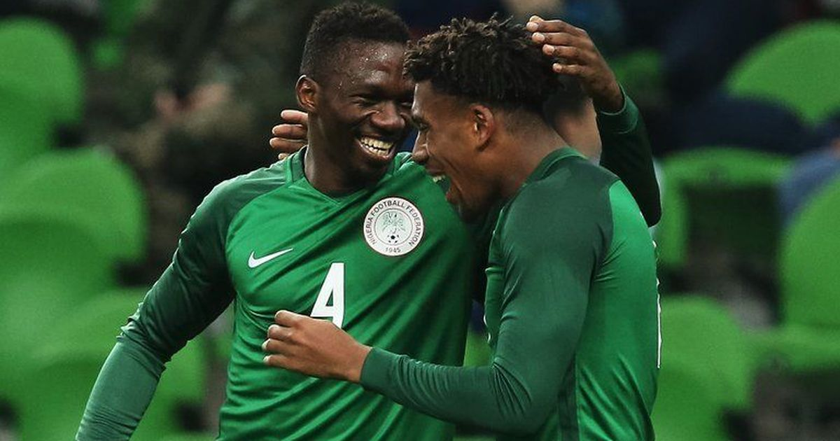 Arsenal's Alex Iwobi inspires Nigeria to 4-2 win over Argentina