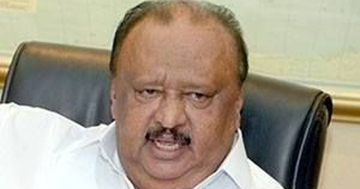 Kerala: Documents not enough to substantiate land grab allegations against Thomas Chandy, says HC