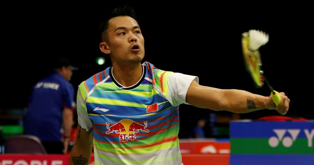 Badminton legend Lin Dan stunned in first round of China Open