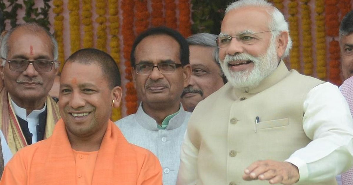 From Gujarat model to UP model: Can Adityanath succeed in his bid to become a national brand?
