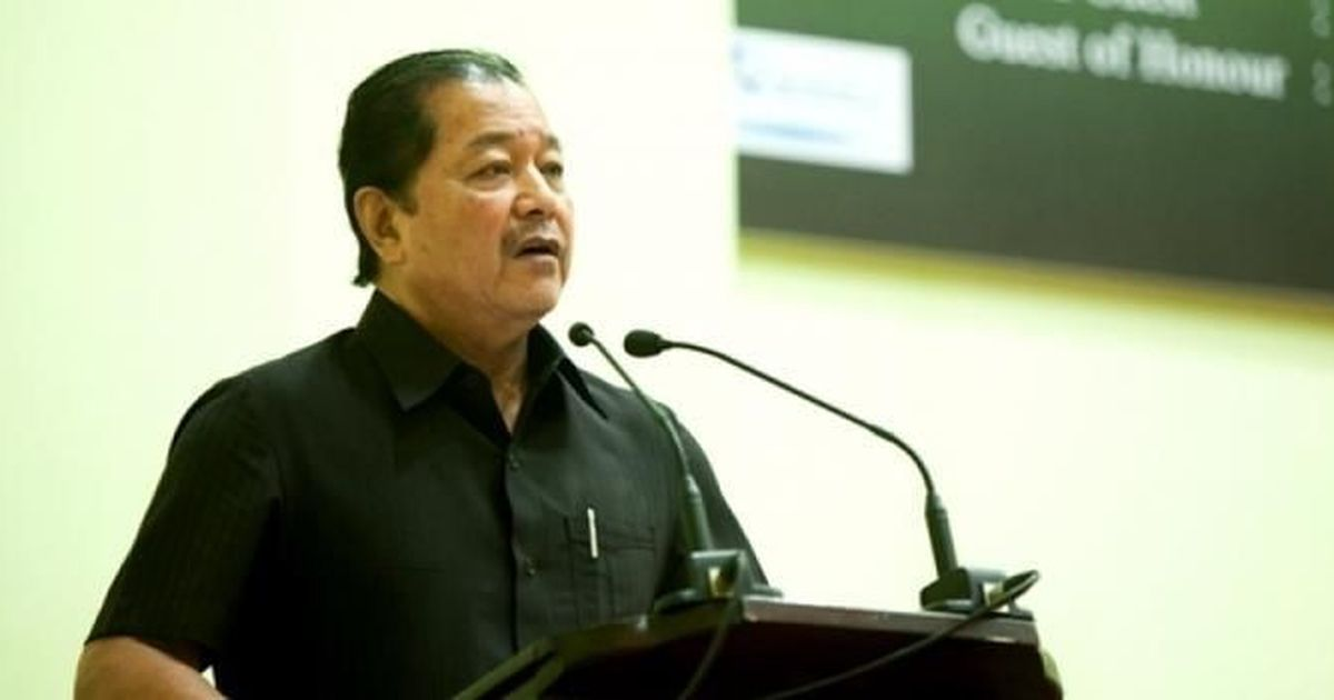 Mizoram: Chief Minister Lal Thanhawla loses both seats as Congress on its way out