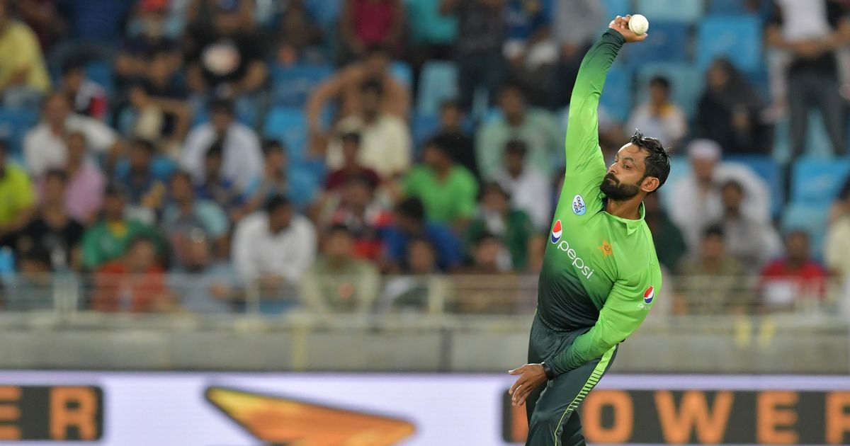 Pakistan's Mohammad Hazeef suspended by ICC for illegal bowling action