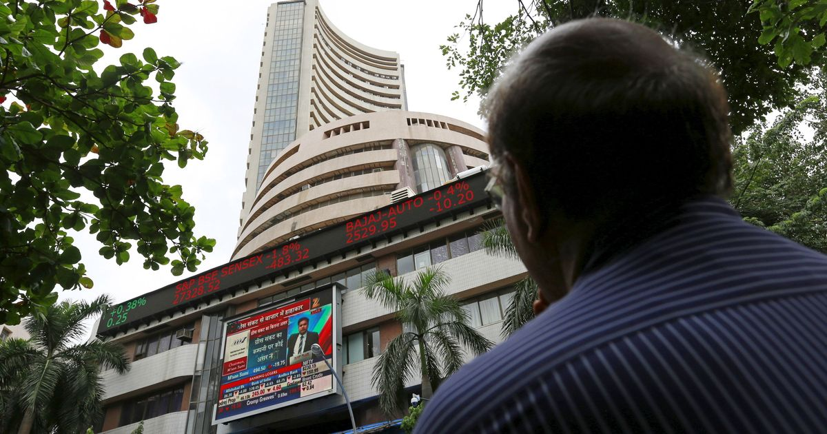Sensex tops 34000, Nifty at all time high of 10500