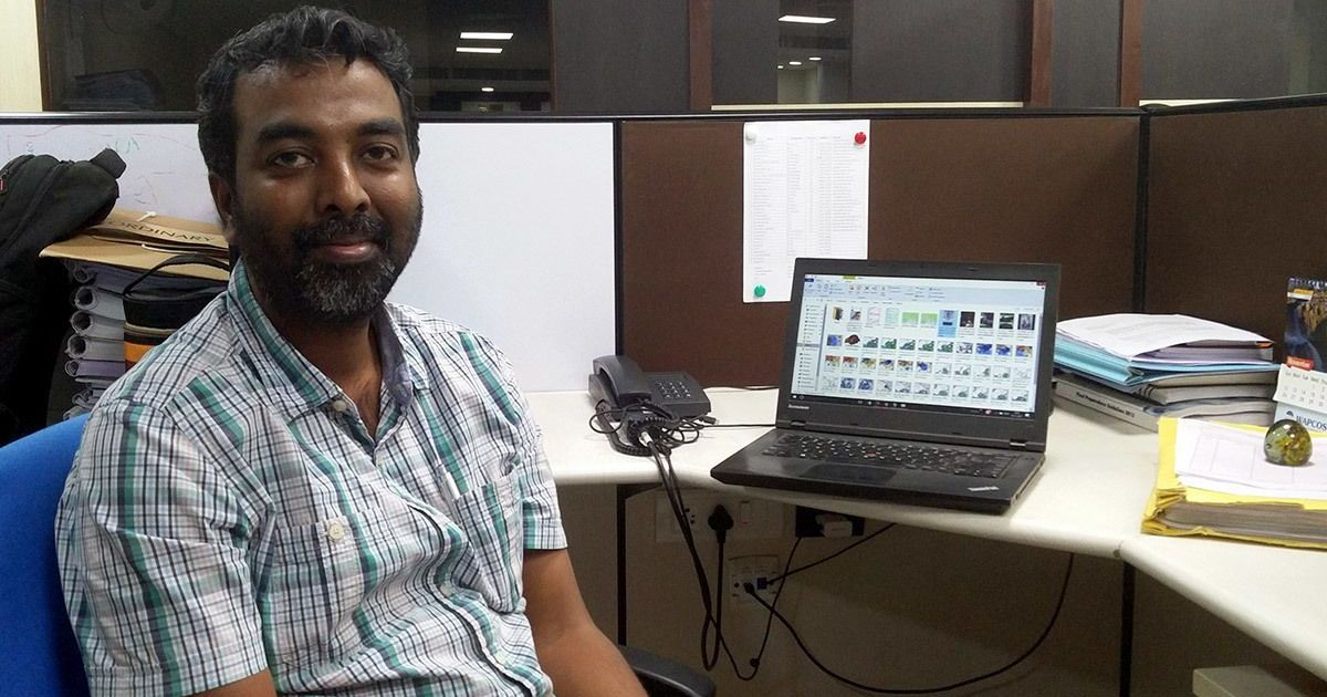 Meet Pradeep John, an obscure blogger who became Tamil Nadu's trusted weatherman