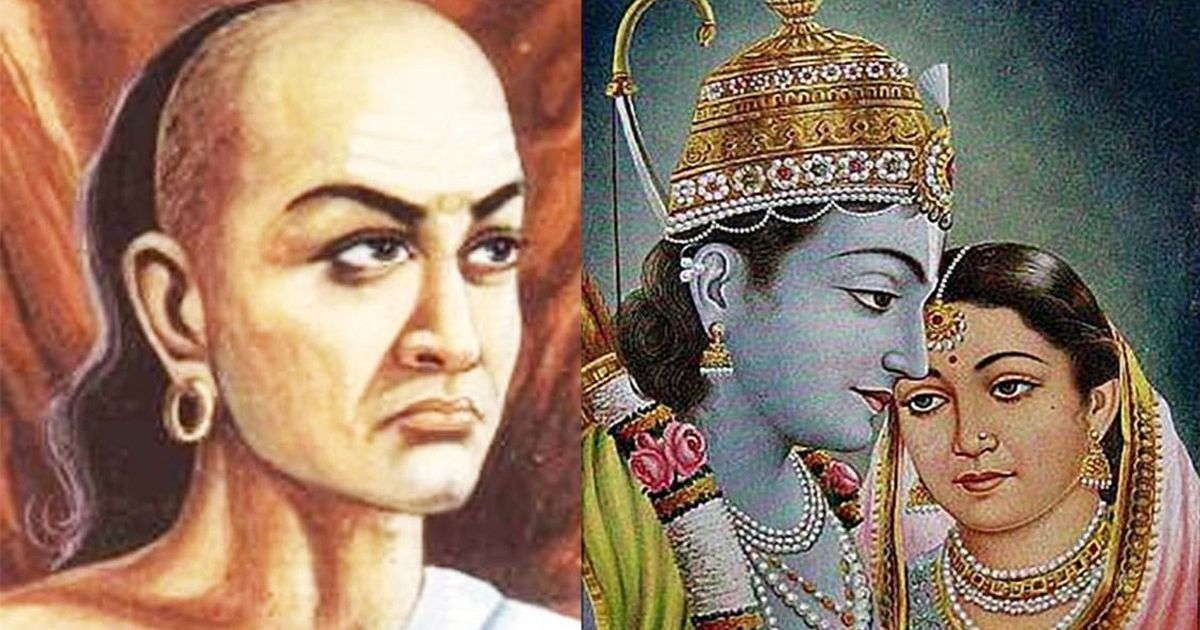 Ram Rajya would certainly have space for Chanakya. But Ram is not Chanakya's ideal for a king