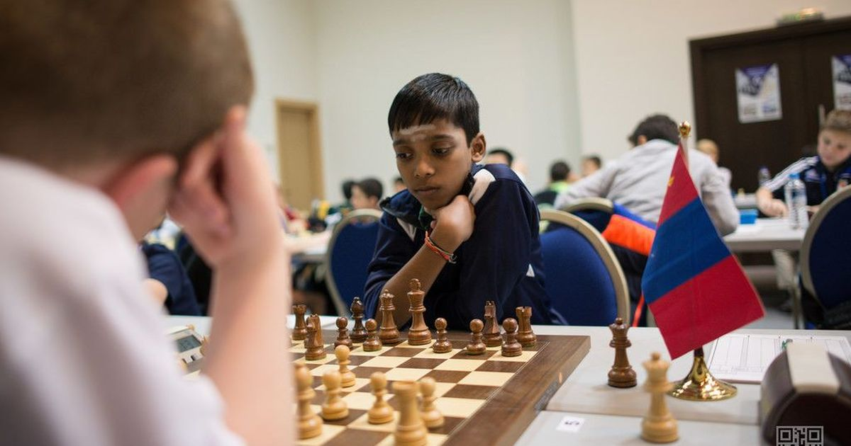Praggnanandhaa's chances of earning second GM norm suffers a setback