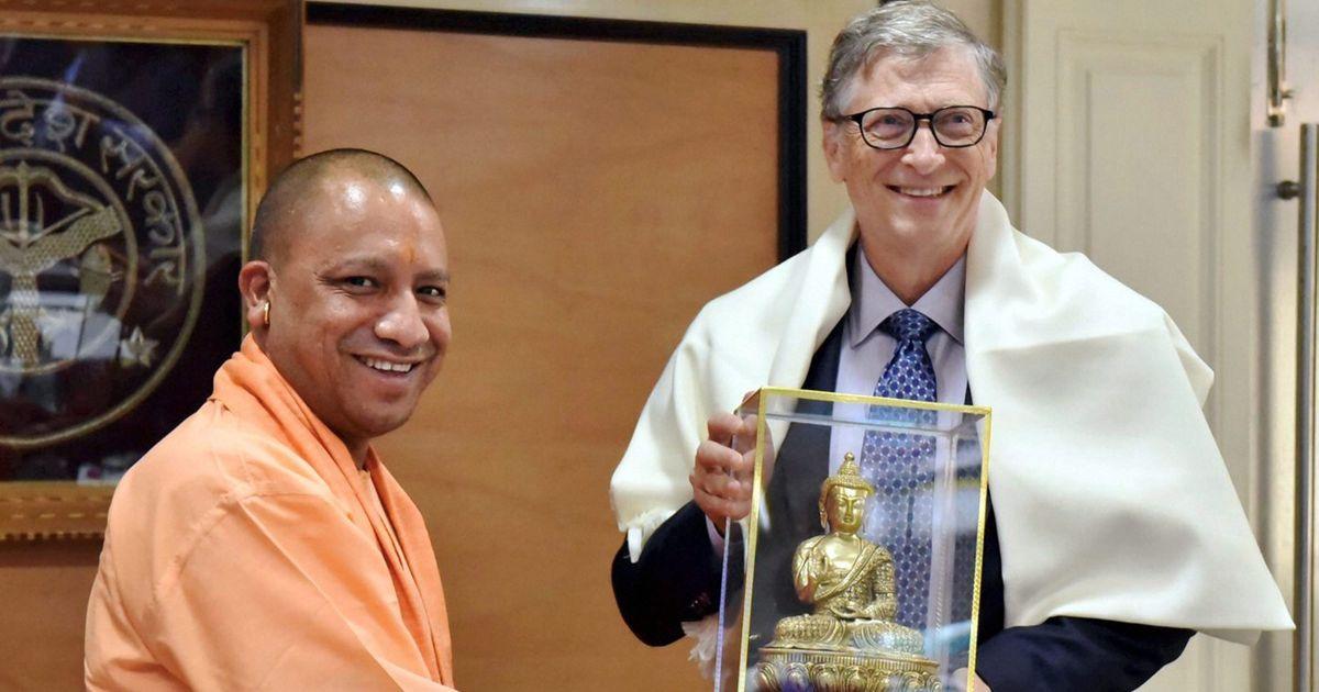 Bill Gates to help Uttar Pradesh fight encephalitis