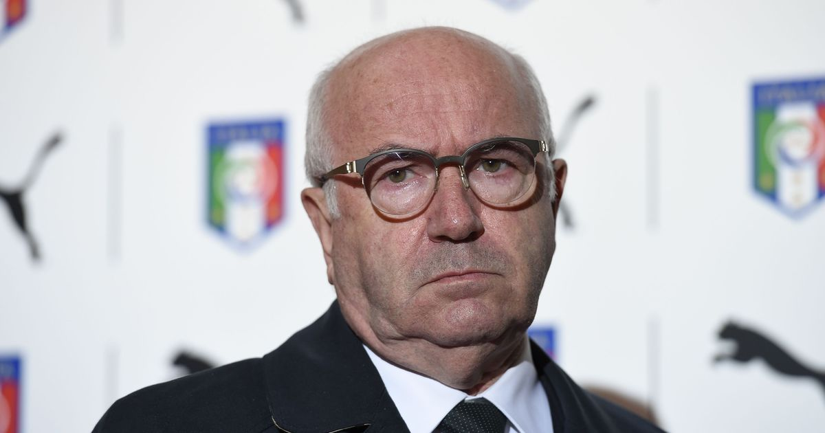 Tavecchio resigns after Italy World Cup elimination