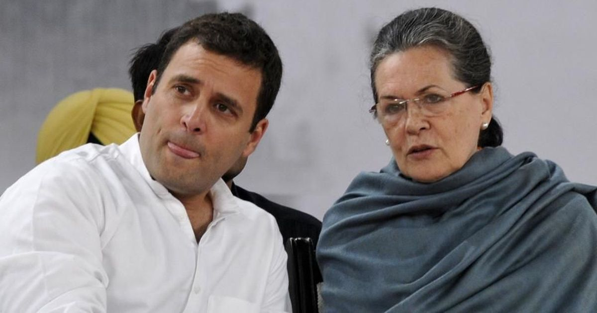 Rahul Gandhi busts Jaitley's lies in the parliament