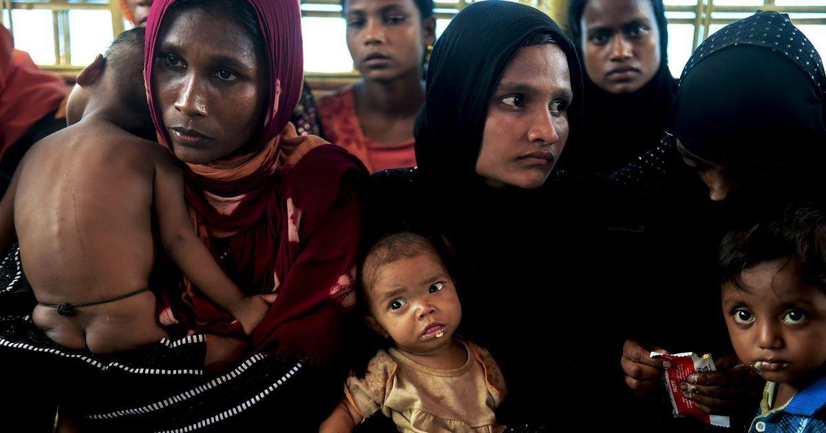 म्यांमार में रोहिंग्या समुदाय के खिलाफ हिंसा में नरसंहार जैसे संकेत दिखते हैं : संयुक्त राष्ट्र