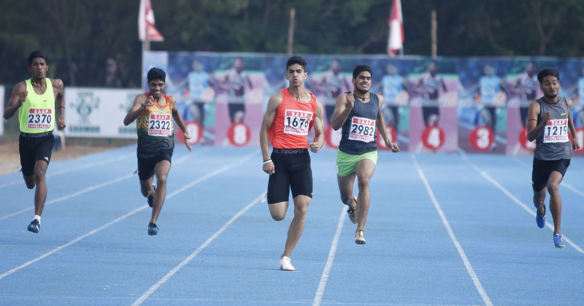 0b42392c2a3f Sprinter Nisar Ahmed among 41 athletes declared over-age at Youth Nationals