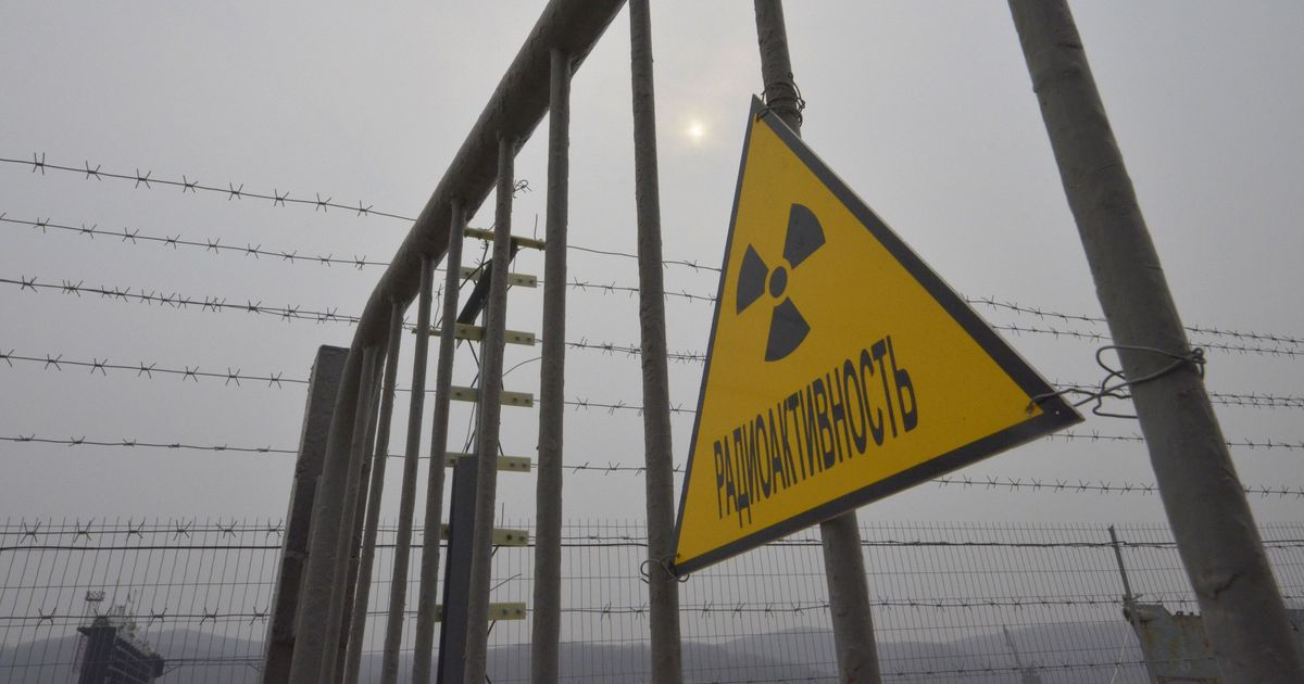 Russian Federation confirms 'extremely high' readings of radioactive pollution