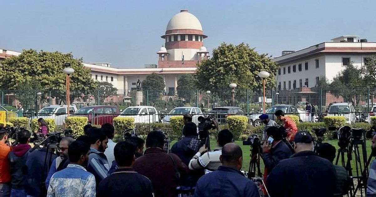 Supreme Court decides to examine plea questioning CJI's role as master of roster