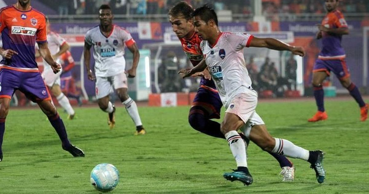 Proposal for Chhangte trial at Viking FK received but not confirmed, clarify Delhi Dynamos