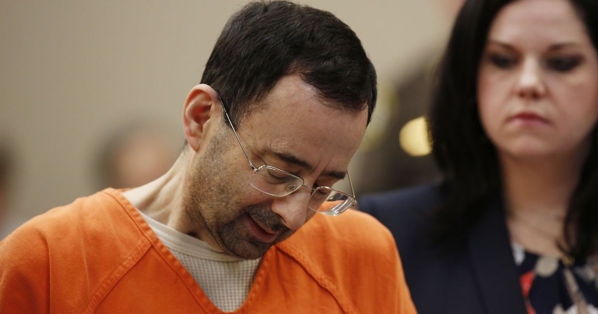 Ex-Olympic Sports Doctor Larry Nassar Pleads Guilty to Assaulting Gymnasts