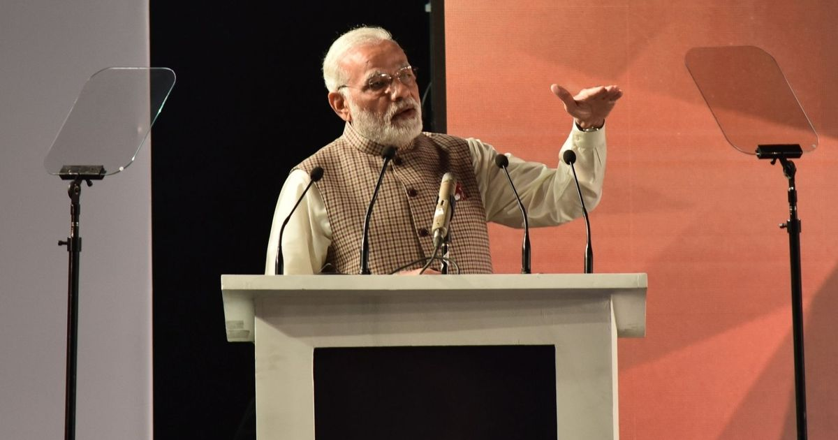 'BJP was doing relief work, Congress resort work': Modi criticises Opposition in Gujarat