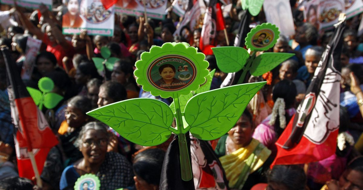 From Hindu to Hindutva: Is the AIADMK turning saffron?