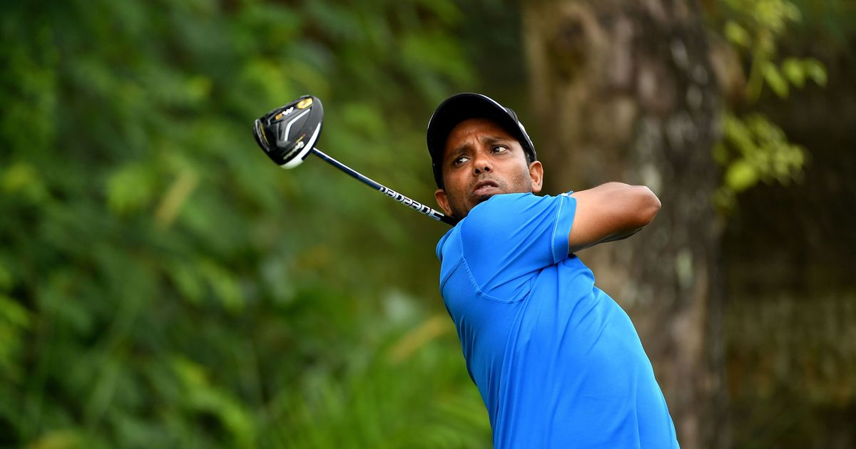 Indian golfer Chawrasia leads in 1st round of Hong Kong Open