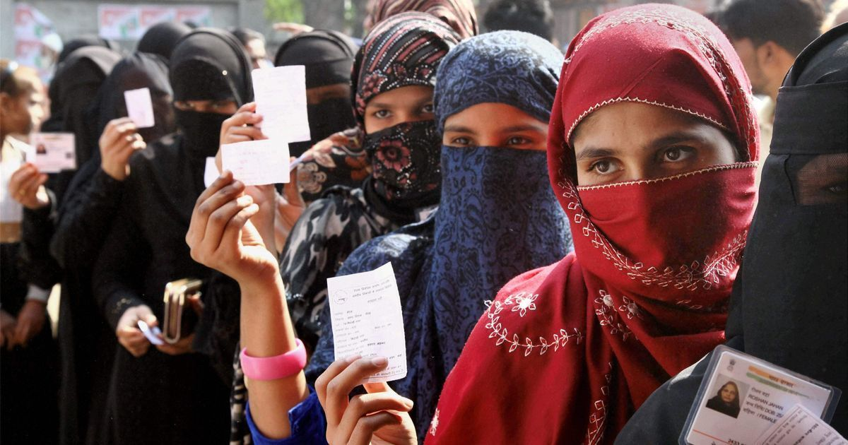 UP civic polls: 55 percent voter turnout in first phase