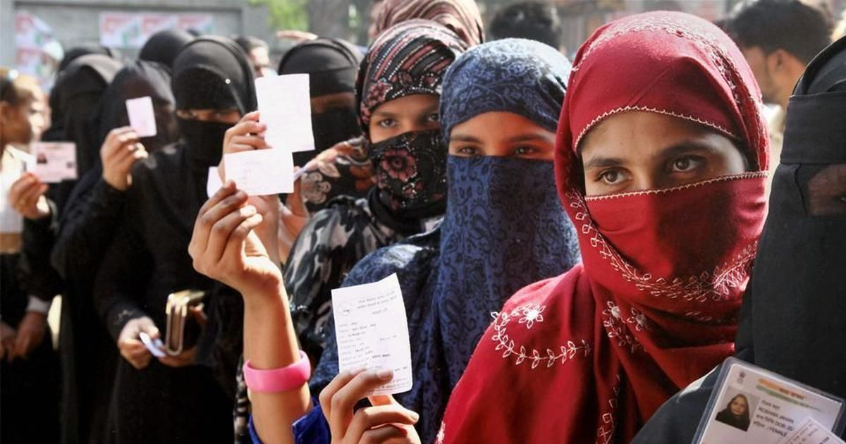 Voting For Second Phase Begins In 25 Districts