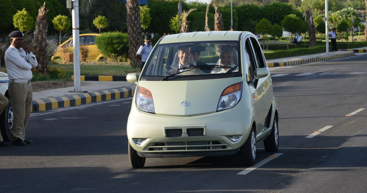 Tata motors coimbatore based jayem automotives to launch for Tata motors electric car