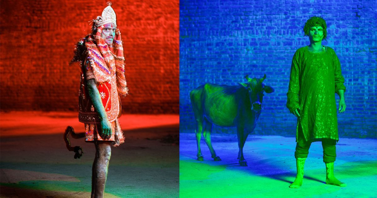 In photos: Madhya Pradesh's beauty through Ramleela performers and Allauddin Khan's old home