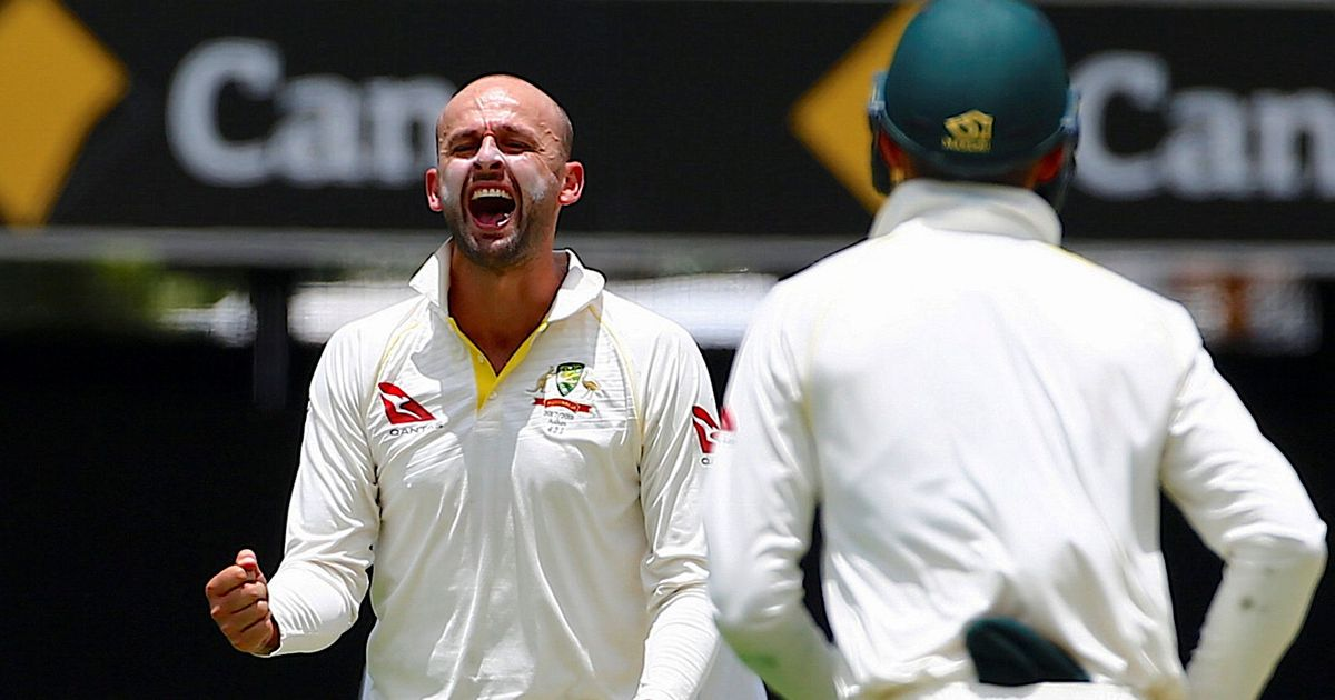 'I thought you were smarter than that': Nathan Lyon taunts media for blowing up his banter