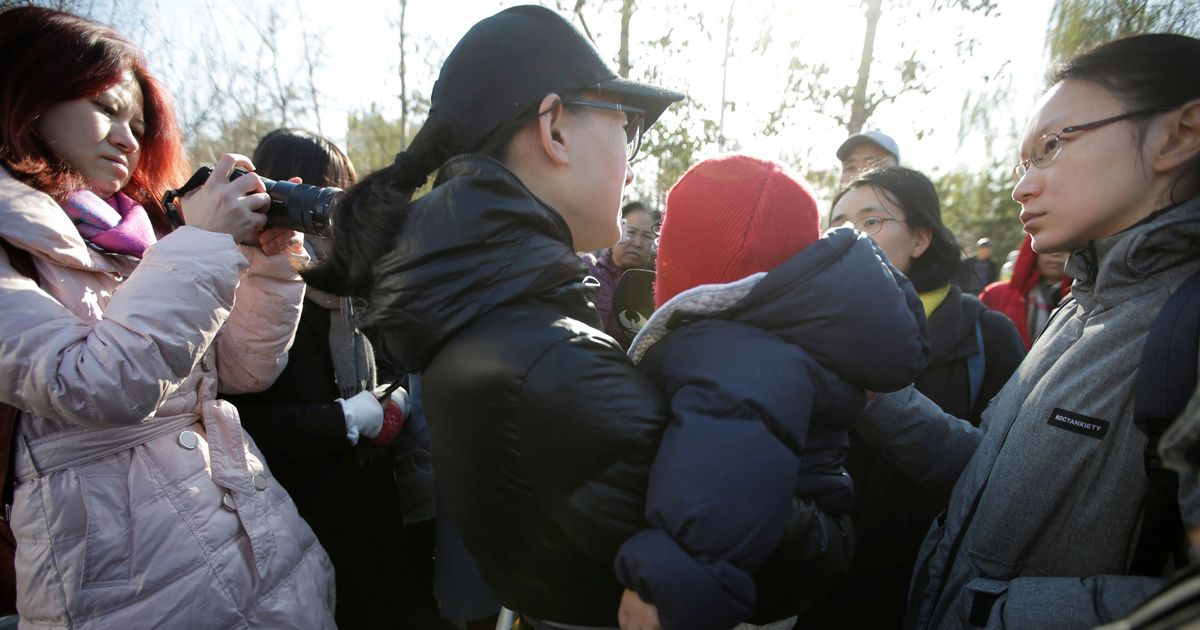 Beijing kindergarten accused of child abuse comes under fire