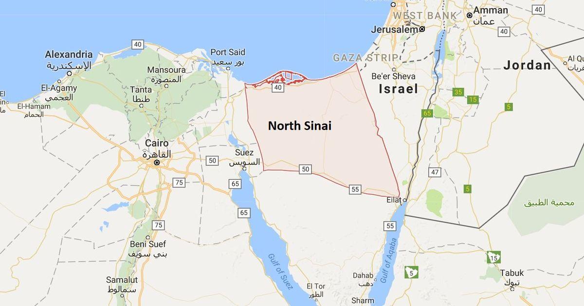 Egypt Arish attack: 235 killed, 125 injured as militants bomb, open